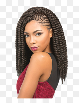 Download Free png Box Braids PNG and Box Braids Transparent Clipart.