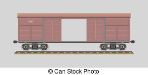 Boxcar Illustrations and Clip Art. 142 Boxcar royalty free.