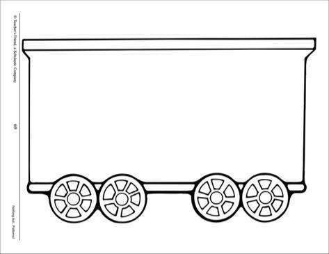 Boxcar Clipart.