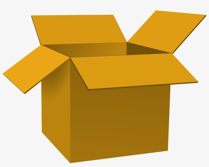Box Transparent Png Image.
