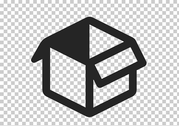 Computer Icons Box Icon design Logo, box PNG clipart.
