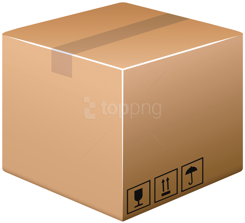 Download Free png Download cardboard box image clipart png photo.