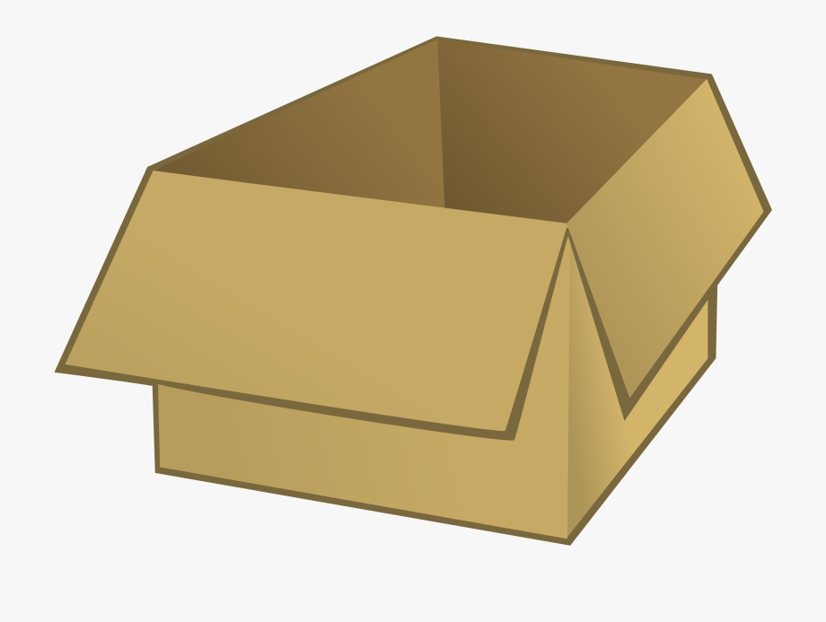 Box Clipart Png.