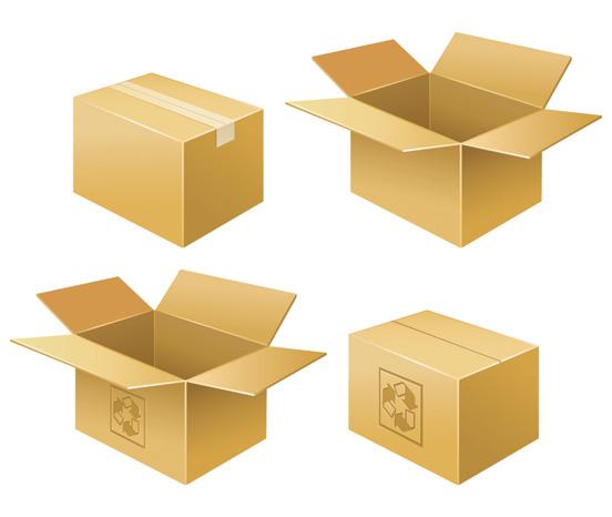 Box Vectors.