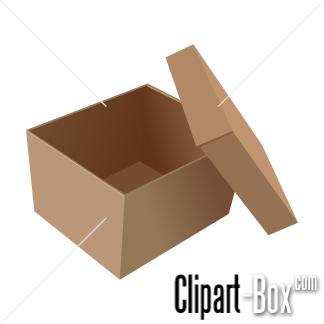 Free clipart box.