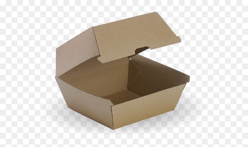 Burger Box, HD Png Download.