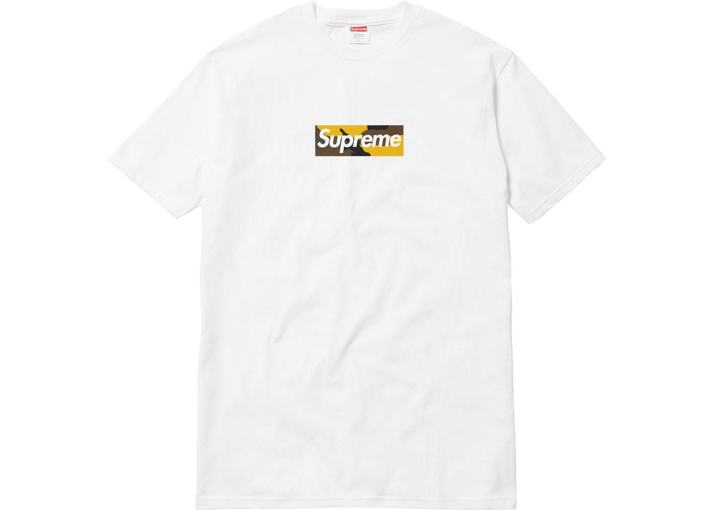 Supreme Brooklyn Box Logo Tee White.