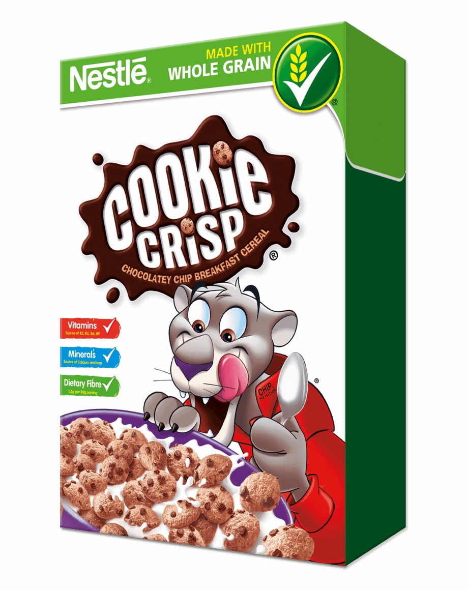 Clipart Box Breakfast Cereal.