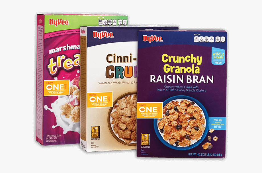 Banner Free Stock Box Of Cereal Clipart.