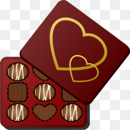 Download box of chocolates clip art clipart Chocolate sandwich.