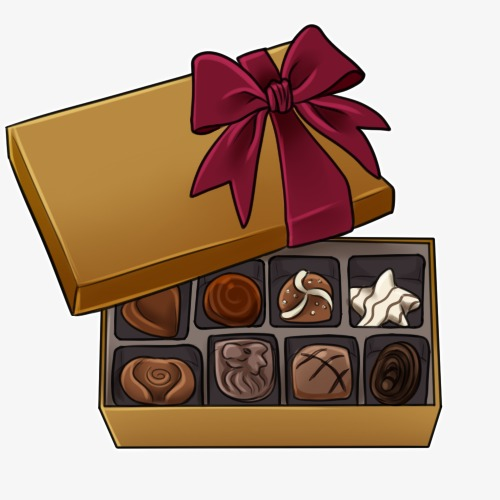 Box of chocolate clipart 4 » Clipart Station.