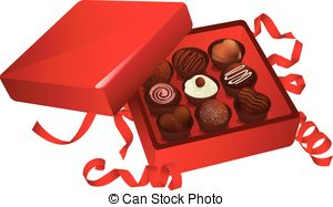 Chocolate box Clipart and Stock Illustrations. 2,438 Chocolate box.
