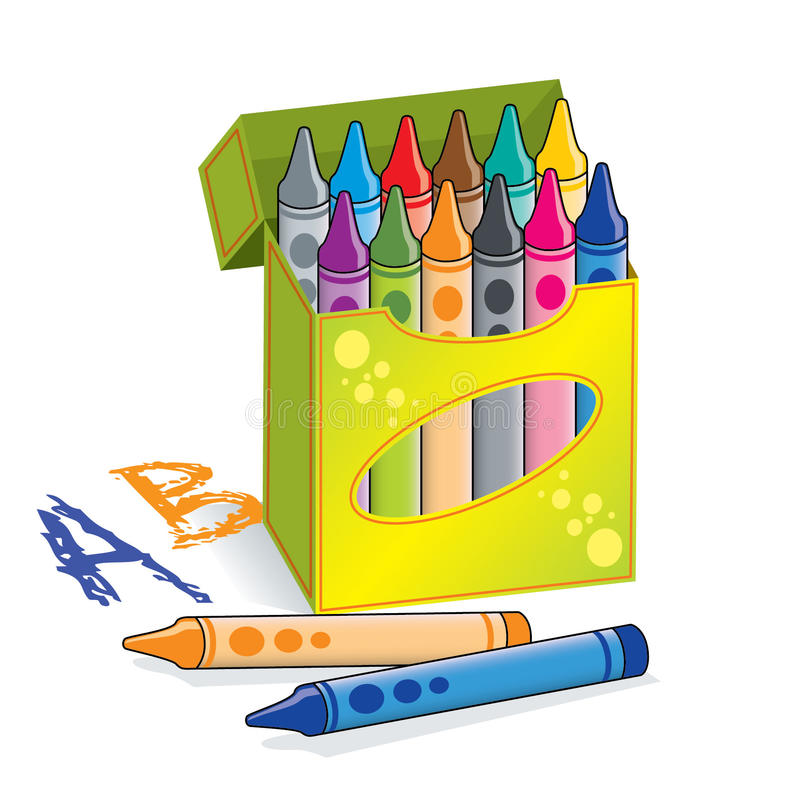 Collection of 14 free Crayons clipart box 16 aztec clipart vintage.