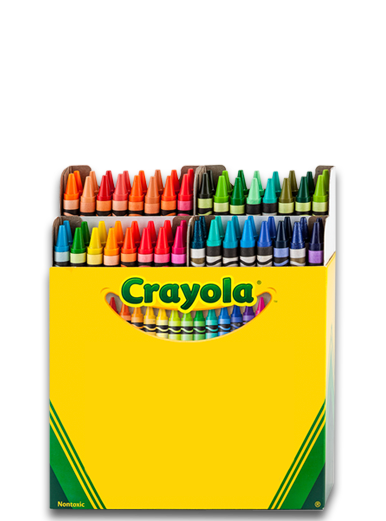 PNG Crayon Box Transparent Crayon Box.PNG Images..