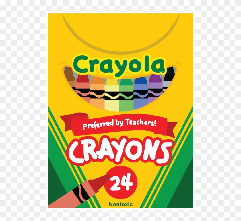 Crayon Box.