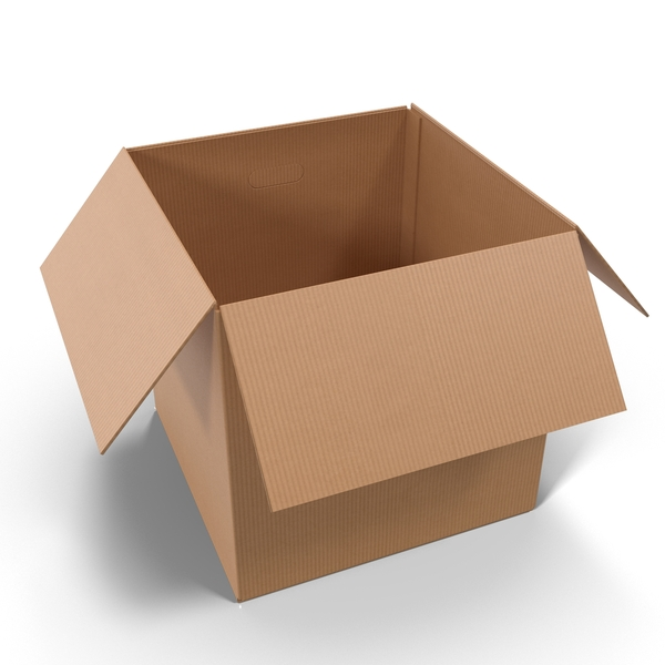 Open Cardboard Box PNG Images & PSDs for Download.