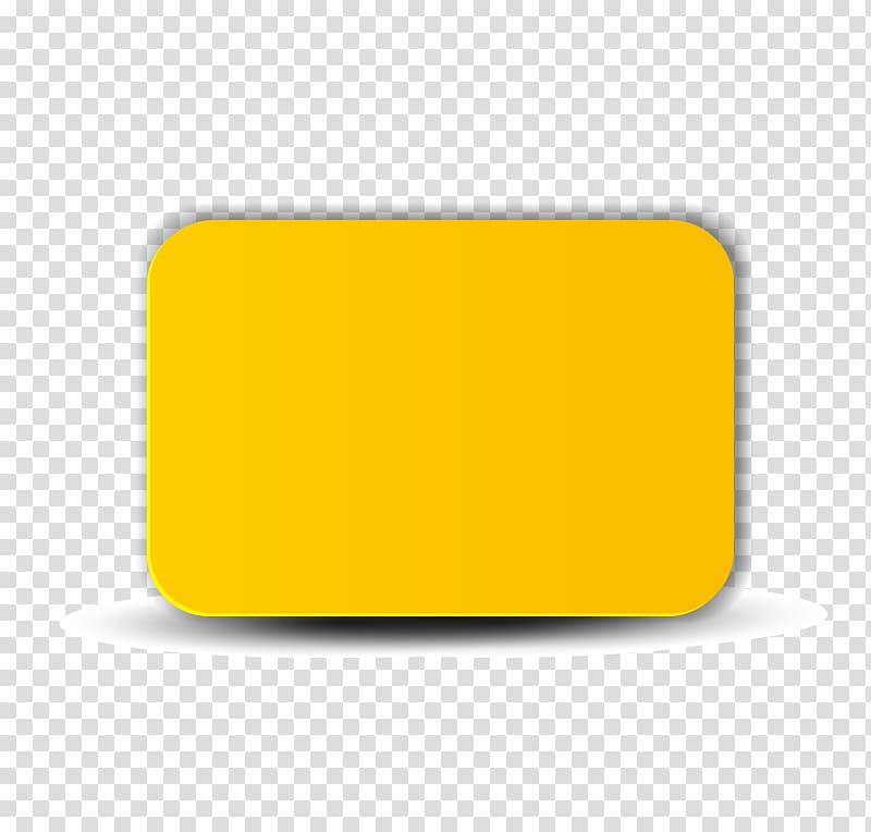 Yellow box illustration, Geometric shape Yellow Geometry.