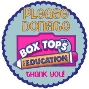 Boxtops Education Clipart.