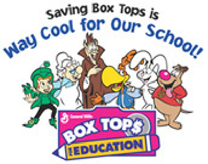 Free: One Boxtop For Education.
