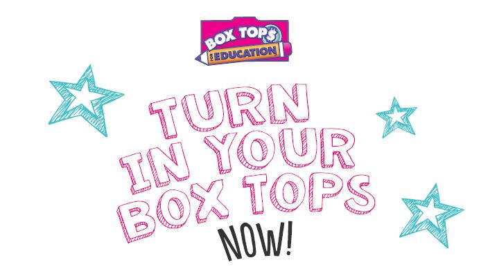 Time to Turn in those BOX TOPS! » Allenwood Elementary.