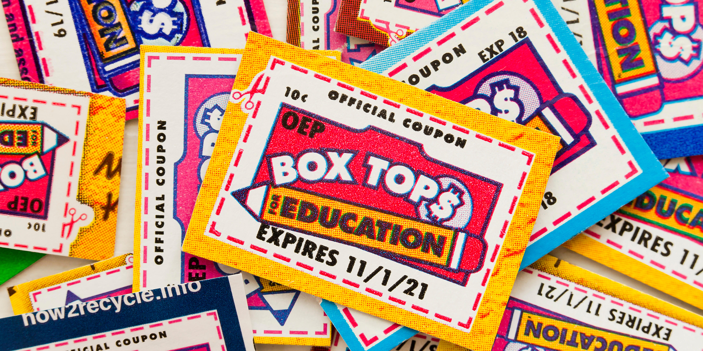 There's a whole new way to collect Box Tops for Education.