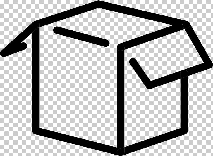 Cardboard box Computer Icons, boxed and polite PNG clipart.