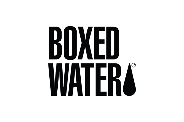 Boxed Water.