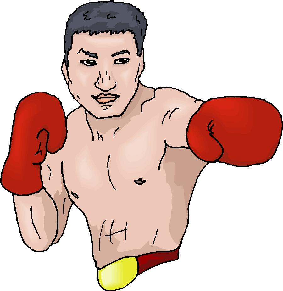 Boxer clipart #4