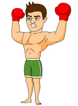Free Boxing Cliparts, Download Free Clip Art, Free Clip Art.