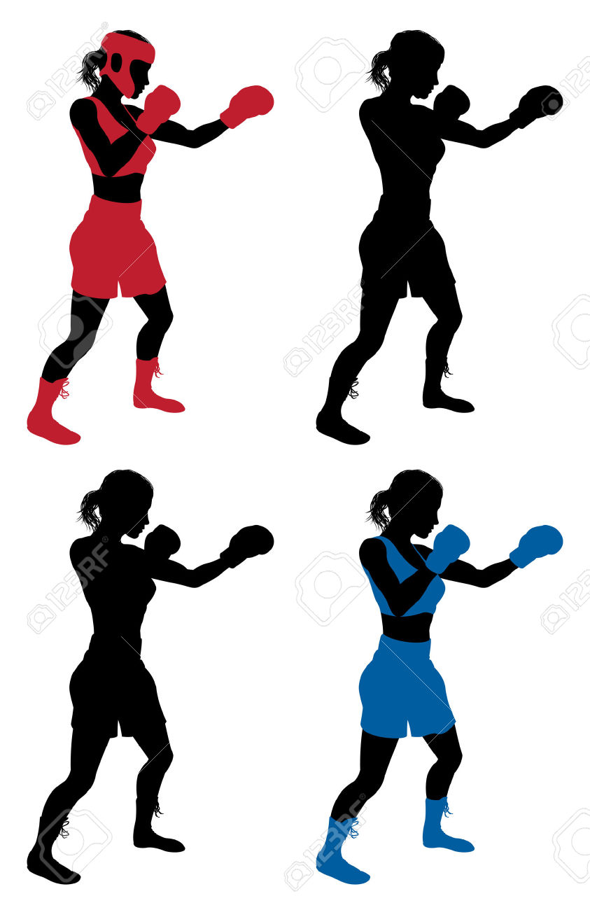 21,602 Boxing Stock Vector Illustration And Royalty Free Boxing.