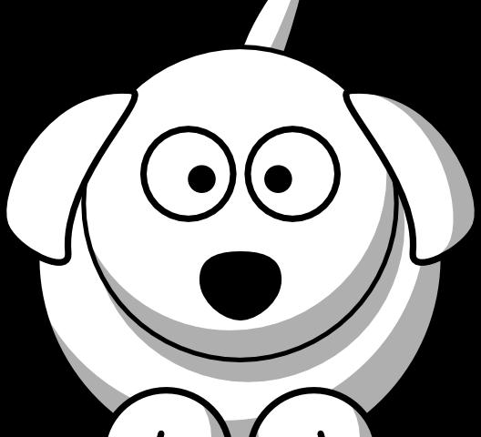 Happy Dog Face Clip Art Boxer Dog Face Outlinedog Outline Clip Art.
