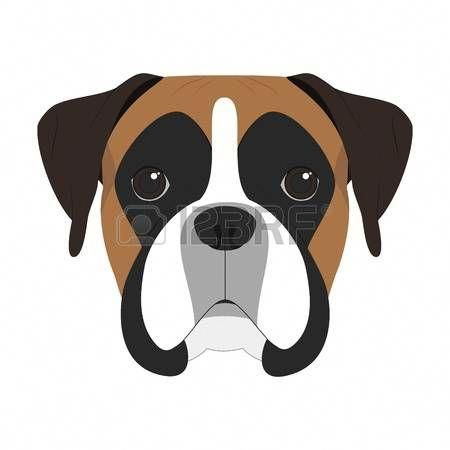 Image result for boxer dog clipart #boxers.