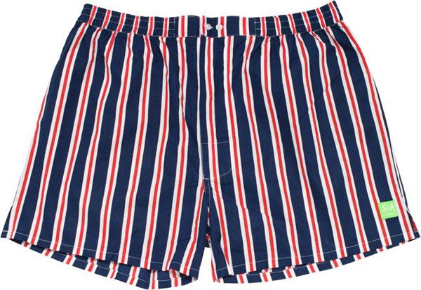 Santa Boxer Shorts Clipart.