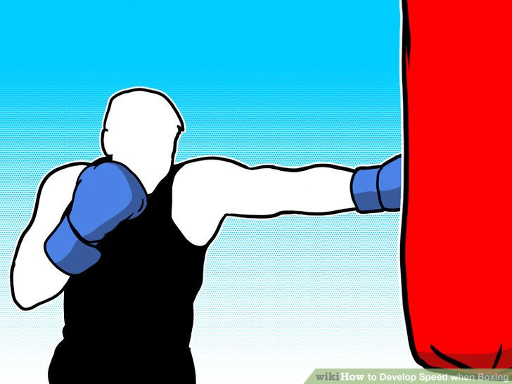 How to Develop Speed when Boxing: 7 Steps (with Pictures).