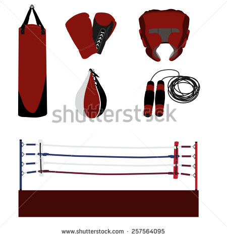Boxing Speed Bag Stock Photos, Royalty.