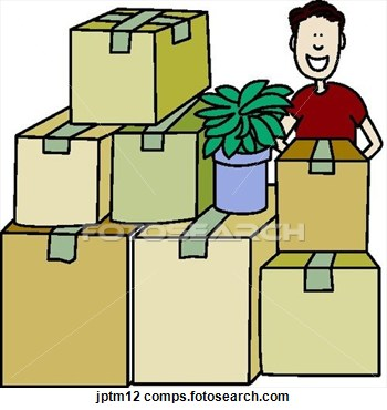 Boxes Clipart Page 1.