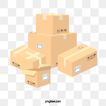 Cargo Box Png, Vector, PSD, and Clipart With Transparent Background.