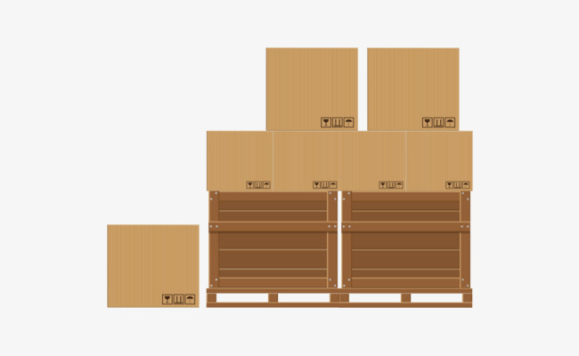 Cargo Box PNG Transparent Cargo Box.PNG Images..