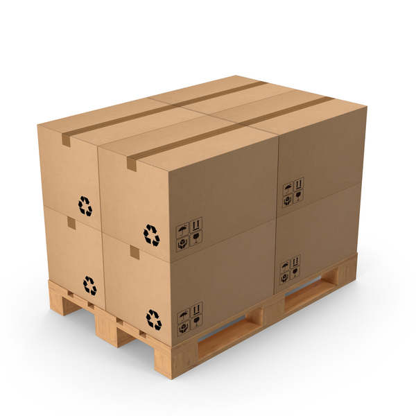 Pallet With Boxes PNG Images & PSDs for Download.