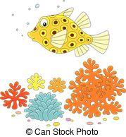 Boxfish Illustrations and Clip Art. 11 Boxfish royalty free.