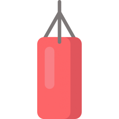 Download PUNCHING BAG Free PNG transparent image and clipart.
