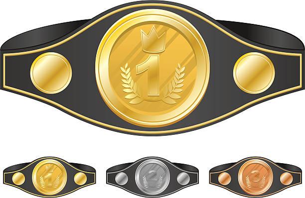 Best Boxing Belt Illustrations, Royalty.