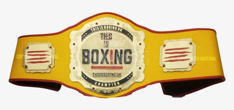 Boxing Championship Belt Png Images.