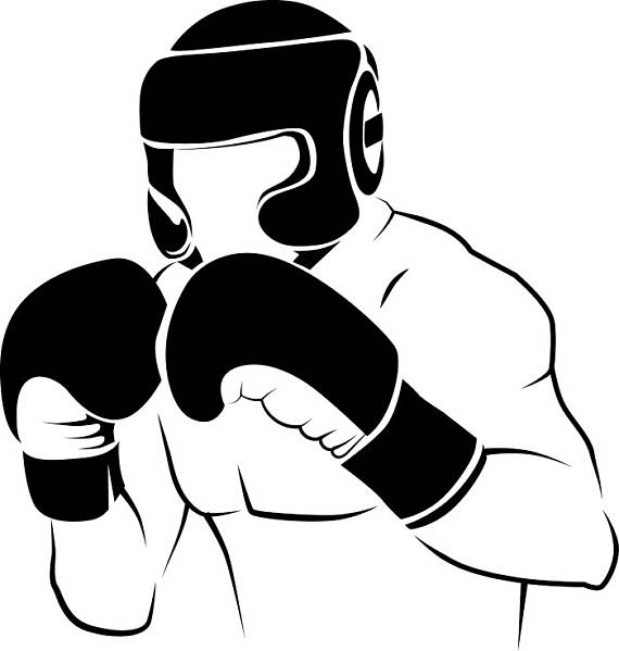 58+ Mixed Martial Arts Clipart.