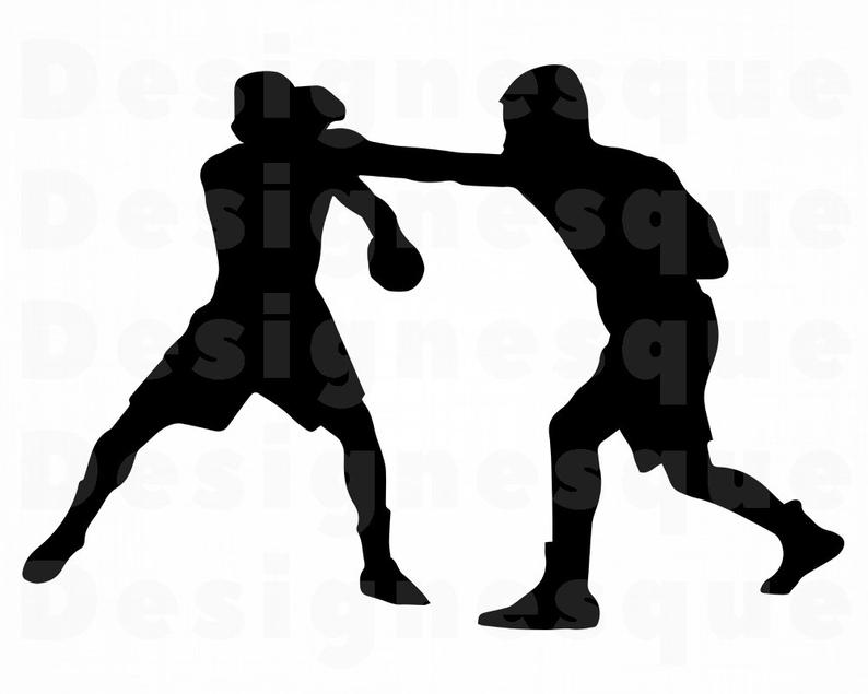 Boxing #2 SVG, Boxing SVG, Boxing Clipart, Boxing Files for Cricut, Boxing  Cut Files For Silhouette, Boxing Dxf, Boxing Png, Eps, Vector.