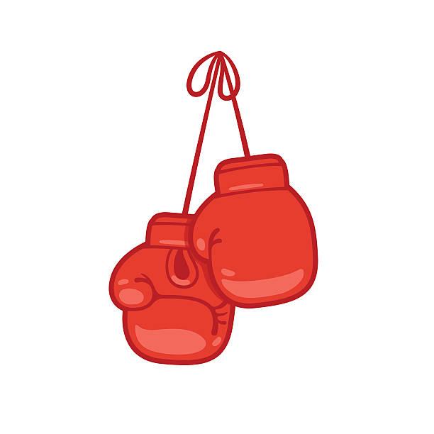 Best Boxing Gloves Illustrations, Royalty.