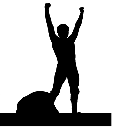 Animated boxing clipart.
