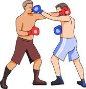 Boxing Clipart Free.
