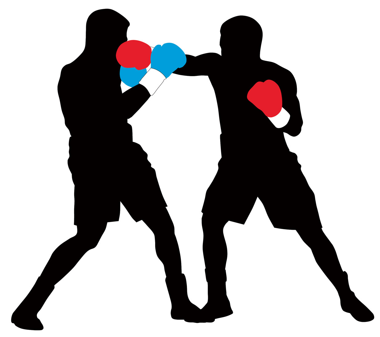 Boxing clip art Transparent pictures on F.
