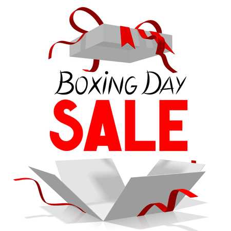 2,184 Boxing Day Cliparts, Stock Vector And Royalty Free Boxing Day.